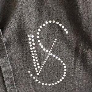 Victoria's Secret Jackets & Coats - Victoria's Secret 2010 Fashion Show Black Hoodie